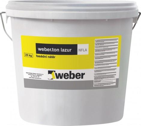 Weber ton silikon
