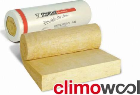 Skelná minerální vata Climowool Schwenk DF 1 039 100 mm 100 x 1200 x 6500 mm