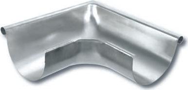 Gutta Roh okapového žlabu pozink 250mm vnější 250 mm