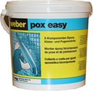 Epoxidové lepidlo Weber.pox easy