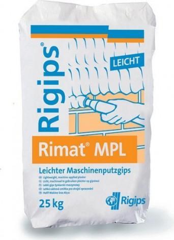 Sádrová omítka Rigips Rimat MPL 25 kg