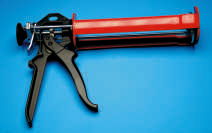 Gutta Vytlačovací pistole na chemické kotvy ocel