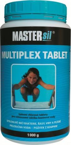 Tablety MASTERsil Multiplex Tablet Multiplex tablet 5kg 5 kg