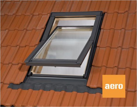 Střešní okno RoofLITE Aero 78x118 78 x 118 cm
