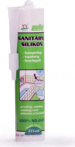Gutta Sanitární silikon 315 ml