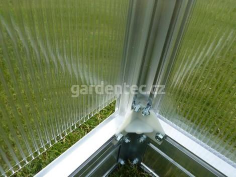 Gutta Základna pro zahradní skleník Gardentec F2 154 x 230 cm