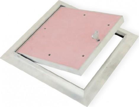 Protipožární revizní dvířka do sádrokartonu 400 x 400 mm