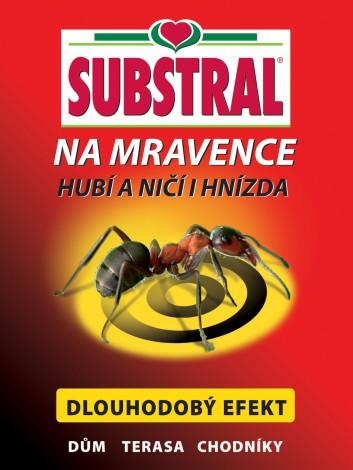 Substral Na mravence 100g