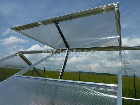 Automatický otevírač střešního okna 38 x 9,5 x 5 cm