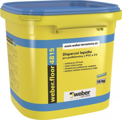 Disperzní lepidlo pro podlahoviny Weber.floor 4815
