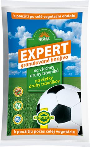Trávníkové hnojivo Forestina EXPERT 25 kg