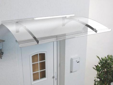 Vchodová stříška Guttavordach PT Secco 150 x 90 cm