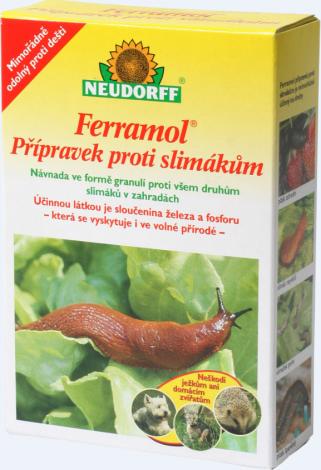 Neudorff Ferramol - přípravek proti slimákům 300 g