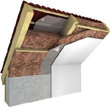 Tepelná izolace Knauf Insulation Unifit 037 180 mm 1,2 x 4,1 m hnědá