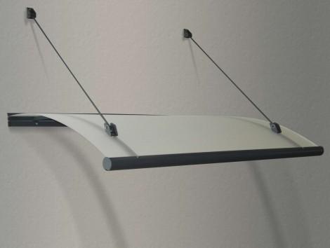 Vchodová stříška Gutta Swing Glass 1,5x0,95x0,2 (0,95)
