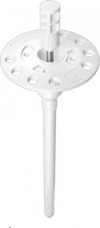 Talířová hmoždinka Koelner TFIX-8M TFIX-8M-095 95 mm