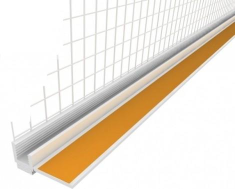 Okenní profil pro zateplení APU 6 s tk. 2,4 m