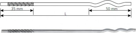 Koelner KWB zatloukací kotva KWB-4/160 4 x 135 mm