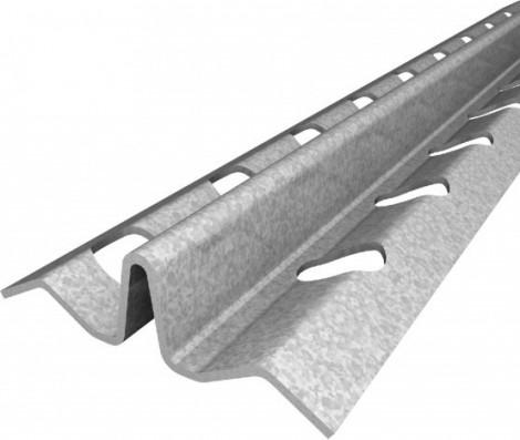 Rychlo-omítníky pozink 6 mm 2,6 m