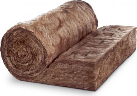 Tepelná izolace Knauf Insulation Classic 035 180 mm 1,2 x 3,5 m hnědá