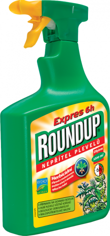 Roundup Expres 6h 5L 5 L