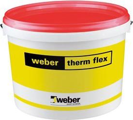 Lepící tmel Weber.therm flex