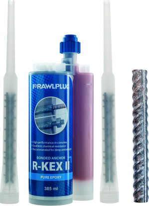 Epoxidová pryskyřice Koelner R-KEX II 385 ml