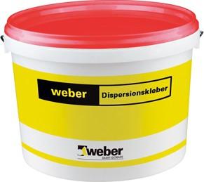 Lepící tmel Weber.dispersionskleber