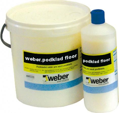 Weber podklad floor
