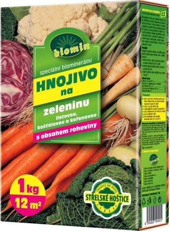 Forestina Biomin Hnojivo na zeleninu