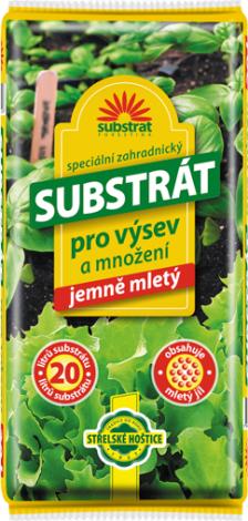 Forestina Substrát pro výsev a množení rostlin 10 l