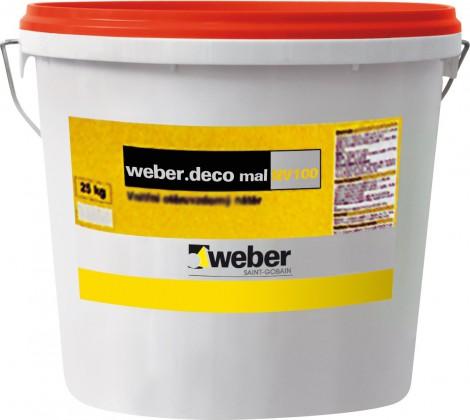 Vnitřní nátěr Weber.deco mal 25 kg