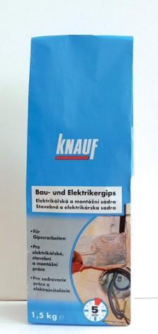Knauf Sádra Montážní / elektrikářská 1,5 kg