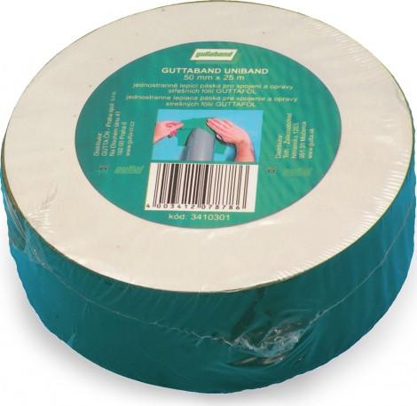 Lepící páska Gutta Guttaband WB (Uniband) 50 mm x 25 m