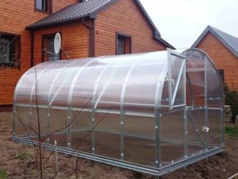 Zahradní skleník z polykarbonátu Gutta Gardentec Classic classic 2 x 3 m 2 x 3 m