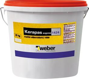 Vnitřní nátěr Weber Kerapas expres