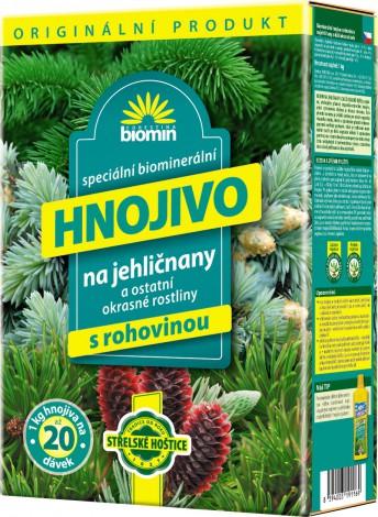 Forestina Biomin Hnojivo na jehličnany 1 Kg