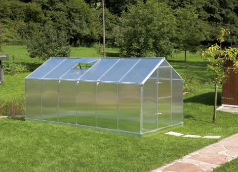 Zahradní skleník Gutta Gardentec F2 154 x 230 cm
