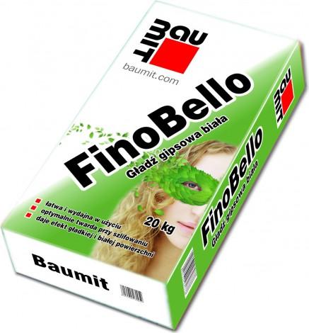 Sádrová stěrka Baumit FinoBello